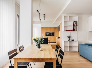 Apartment in Kentmanni Street, Tallinn